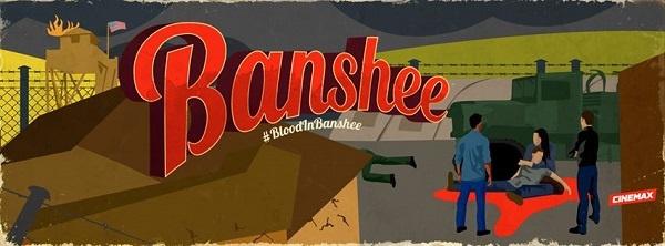 Banshee Dizisi