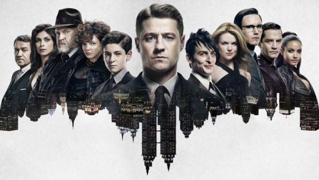 Gotham 2.Sezon Afiş