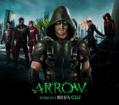 Arrow 4.Sezon