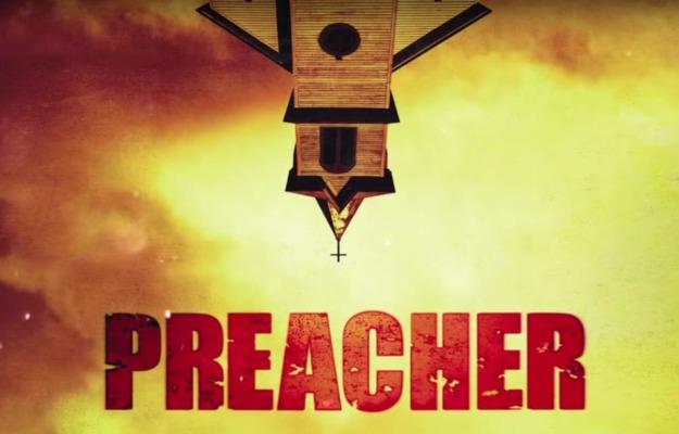 Preacher Dizisi