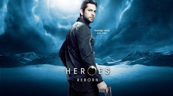 HEROES REBORN -- Pictured: Zachary Levi as Luke Collins -- (Photo by: NBCUniversal)