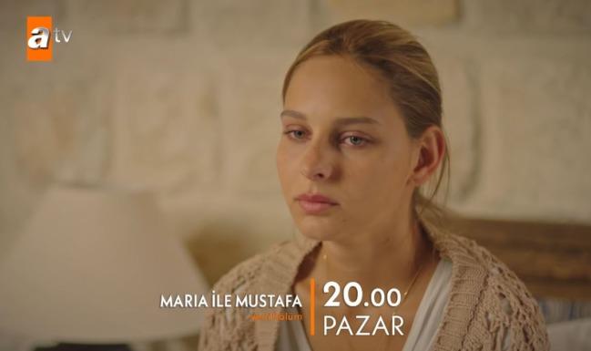 Maria ile Mustafa 8. Bölüm
