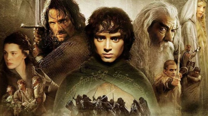 The Lord of the Rings Dizisi
