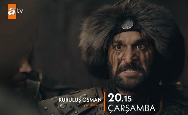 Kuruluş Osman 55. Bölüm