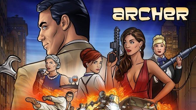 Archer 12. Sezon Fragmanı Yayınlandı